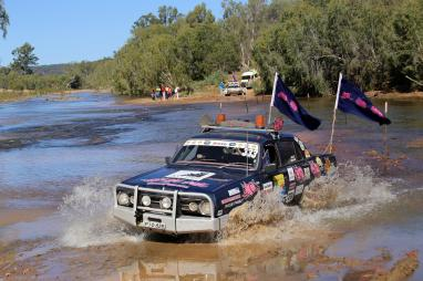 2016 Car 333 Burdekin Crossing
