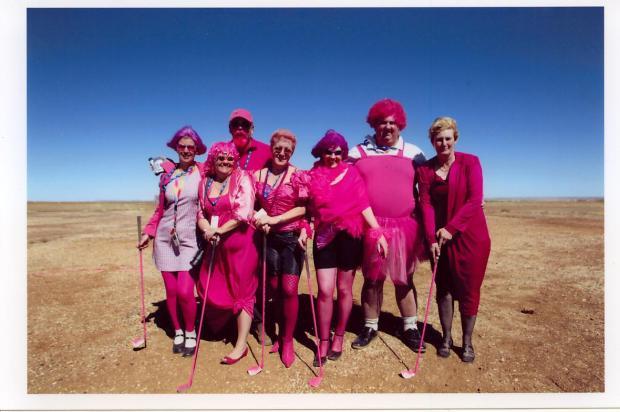 Pink Day Golf 2004