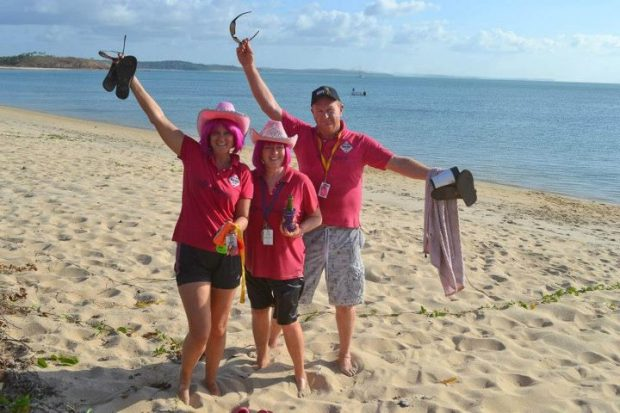 Crew 2012 at Bamaga Cape York