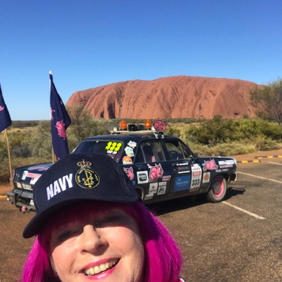 Bash 2018 Uluru afternoon view