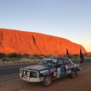 Bash 2018 Uluru at Sunrise