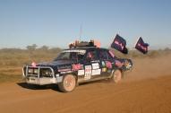 Bash07-Car 333 Flags High