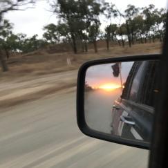 2019 Bash Sunset into Chillagoe